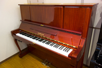 ヤマハ YAMAHA W106B(消音付き)中古ピアノ
